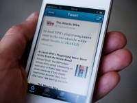 Почти 60% пользователей заходят в Twitter с мобильных устройств
