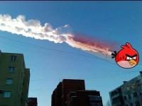 Челябинский метеорит «рвёт» Twitter