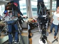 Инженеры создали экзоскелет, управляемый силой мысли