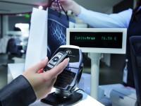 В Украине совершён первый NFC-платеж