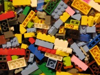 Американец собрал из кубиков LEGO действующий 3D-принтер