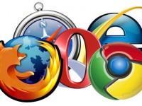 Создана карта популярности браузеров в разных странах мира