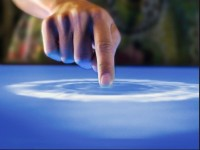 Сенсорные столы будут сканировать отпечатки пальцев