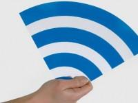 Американец создал фото городов с видимым излучением Wi-Fi