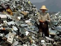 """Главной """"электронной свалкой"""" мира оказался Китай"""