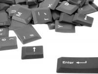 """Пользователи смогут самостоятельно собирать клавиатуру-""""паззл"""""""