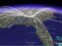 За две минуты без Google пропало 40% мирового трафика