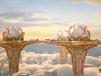 """5 """"умных"""" зданий будущего, которые """"дышат"""", вырабатывают энергию и меняют форму"""