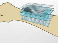 Искусственная кожа получит органы осязания
