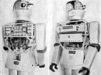 """Первый в мире андроид продан с аукциона """"Christie's"""""""