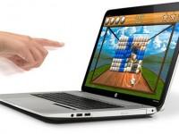 Hewlett Packard выпустила первый в мире ноутбук с жестовым управлением