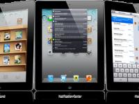 В Киеве можно арендовать iPad