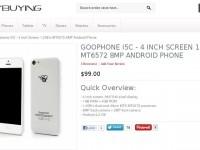 """Китайцы уже """"клонировали"""" новый iPhone"""