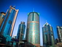 """Власти Южной Кореи строят """"невидимый"""" небоскрёб"""