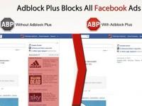 Adblock Plus будет блокировать самые надоедливые элементы Facebook