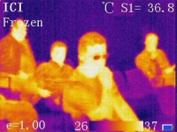 Тепловой камуфляж поможет укрыться от инфракрасных камер