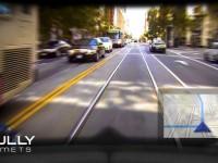 В шлем для мотоциклистов встроили GPS и камеру заднего вида