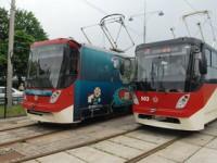 Водителям киевских трамваев мешает Wi-Fi