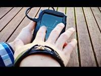 Новая технология превратила палец руки во флешку