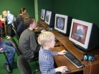 В Киеве активизировались рейды по Интернет-кафе и компьютерным клубам