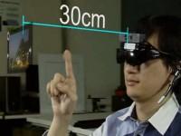 """Учёные создали виртуальный дисплей, """"парящий"""" перед глазами"""
