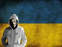 Хакеры Anonymous проникли в Министерство иностранных дел Украины