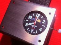 Первые наручные атомные часы будут стоить $12 тысяч