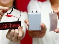 LG выпускает гибкие батареи для мобильных устройств
