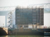 Google строит дата-центр на барже