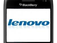 Китайская компания Lenovo собирается купить канадскую BlackBerry
