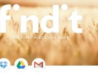 """Приложение FindIt отыщет нужный файл в почте и """"облаках"""" пользователя"""