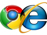 Internet Explorer обогнал Chrome по популярности в США