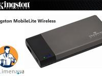 "Мы тестируем: Kingston MobileLite Wireless – внешний аккумулятор и Wi-Fi ""мост"""