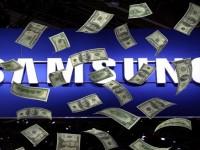 Samsung получила рекордную прибыль