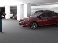 Ford создали автоматическую систему парковки автомобиля