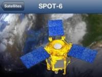 Приложение покажет спутники, летающие над пользователем