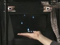 Ультразвук позволит почувствовать изображение, не касаясь экрана