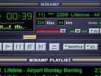 Медиа-плеер WinAMP прекратит работу 20 декабря 2013 года