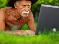 Финские пенсионеры умеют и любят проводить время в Интернете