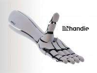 Протез руки Handie, управляемый смартфоном, обойдётся в $400