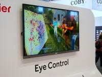 Компания Haier представила телевизор, который управляется взглядом