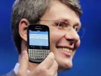 Глава BlackBerry отправлен в отставку