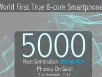 Китайцы работают над первым в мире восьмиядерным смартфоном