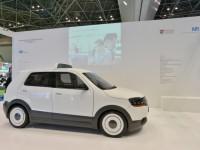 Представлено японское электротакси с системой зарядки батареи за 15 минут