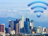 В Лос-Анджелесе проведут бесплатный 5-мегабитный Интернет для всех жителей