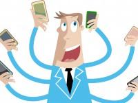 34% украинцев активно используют более 13 разных функций смартфонов