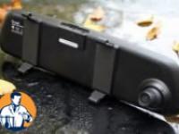 Мы тестируем: iconBIT DVR FHD M1 – незаметный видеорегистратор в зеркале заднего вида