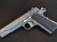 На 3D-принтере впервые напечатали металлический боевой пистолет