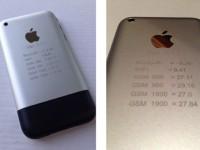 Прототип первого iPhone продали на аукционе eBay