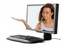 Работа за компьютером изменяет восприятие человеком окружающего пространства